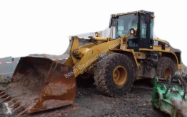 Caterpillar 938G incarcator pe roti second-hand