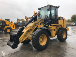 Caterpillar 924 H used wheel loader