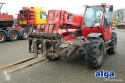 Manitou MT1235, Telekoplader, Hubhöhe 12m,Traglast 3.5to used wheel loader