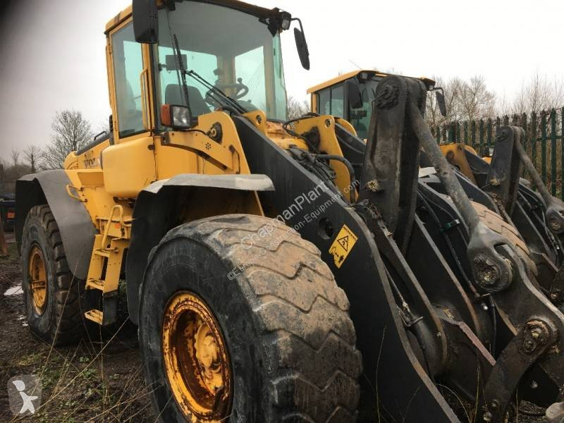 View images Volvo L 120 E  loader