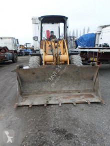 Liebherr L506 Stereo damaged wheel loader
