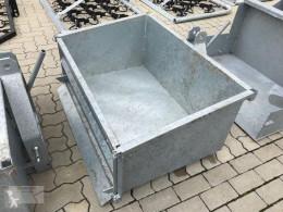 Equipos Otro equipamiento Transportbox HC125 125cm Heckcontainer Container verzinkt Ne