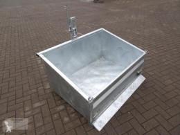 Transportbox 100-200cm Heckcontainer Container verzinkt Neu Altro attrezzi nuovo