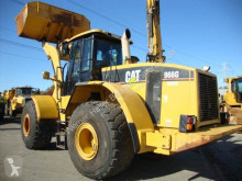Caterpillar 966 G used wheel loader