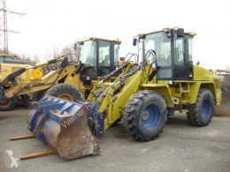 Caterpillar IT14G SW Schaufel/Gabel CAT Motor Zentralschmieran incarcator pe roti second-hand