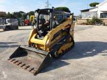Caterpillar 259D-HF mini-incarcator second-hand