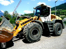 Liebherr L 556 /2014/1900 hours - just for sale out of EU!! incarcator pe roti second-hand