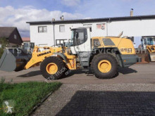 Liebherr L 550 2plus2, kein 538, 542, 556 - mit Waage used wheel loader