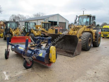 Caterpillar 950 F II incarcator pe roti second-hand