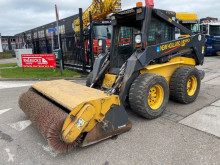 New Holland LS 180 incarcator pe roti second-hand