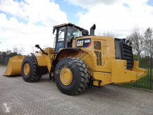 Caterpillar 980M 2 x new unused.02 nieuw wiellader