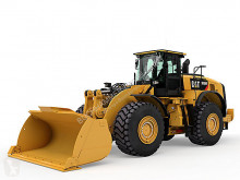 Pala cargadora Caterpillar 980M pala cargadora de ruedas usada
