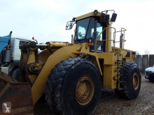 Caterpillar 980F II колесен товарач втора употреба