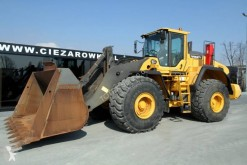 Volvo 220H / 35,5t / bucket 5,4m3 / hi-top / weight / central lubrification /AC / Camera