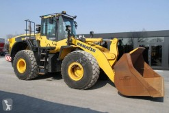 Komatsu WA470-7 / 26.5t / hi-top bucket / weight LoadMaster / central lubrification / ac / camera