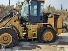 Caterpillar 924H used wheel loader
