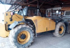 Lastik tekerli yükleyici Caterpillar CAT TH-407