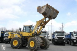 Komatsu WA470-6 WHEEL LOADER 24 T NEW TYRES! used wheel loader