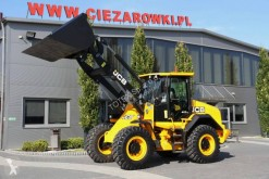 JCB WHEEL LOADER 10.3 T 417 T4