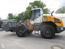 Liebherr L 538P chargeuse sur pneus occasion