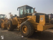 Used wheel loader Caterpillar 966H
