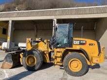 Caterpillar 914M used wheel loader