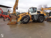 Liebherr L580 XPower used wheel loader