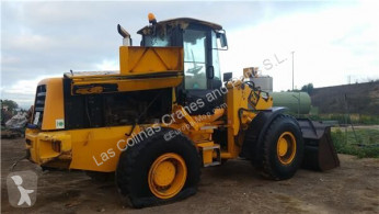 JCB 436 PALA CARGADORA used wheel loader