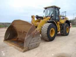 Caterpillar 972 M incarcator pe roti second-hand
