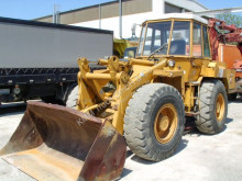 Faun Frisch F1201 used wheel loader