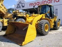 Caterpillar 962G II incarcator pe roti second-hand