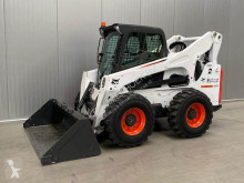 Bobcat S 850 High Flow mini pala cargadora usada