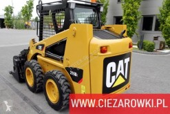 Caterpillar 216B Series 3 mini pala usata