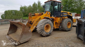 Hyundai wheel loader HL760-7A