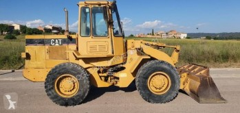 Caterpillar 916E used wheel loader