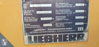 مُحمّلة Liebherr L544 محملة بعجلات مستعمل
