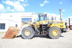 Komatsu WA 500-6 * TOP TIRES * used wheel loader
