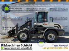 Terex TL 120 Radlader Schaufel und Gabel pala gommata usata
