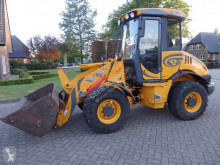 363 F used wheel loader