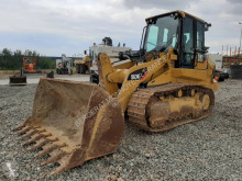 Caterpillar chargeuse sur chenilles occasion