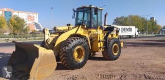 Pala cargadora Caterpillar 950F-2 pala cargadora de ruedas usada