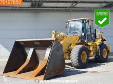 Caterpillar 962 H High tip bucket - good tyres