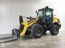 New Holland W 70 incarcator pe roti second-hand
