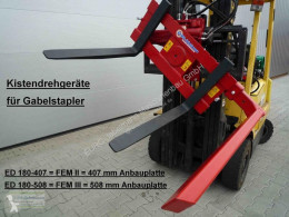 Homlokrakodó und Frontlader, NEU, eigene Herstellung (Made in Germany)