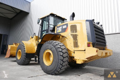 Caterpillar wheel loader