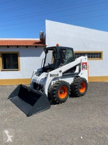 Bobcat 863 F H used mini loader