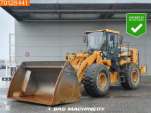 Hyundai HL770 -9 High tip bucket incarcator pe roti second-hand