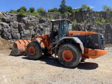 Hitachi ZW220 used wheel loader