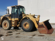 Caterpillar 950H 950H used wheel loader