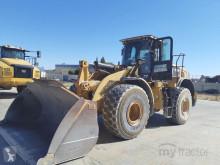 Caterpillar 966M chargeuse sur pneus occasion